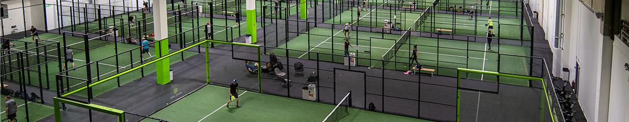 Padel Zenter Årsta - Sport- & Idrottsanläggningar
