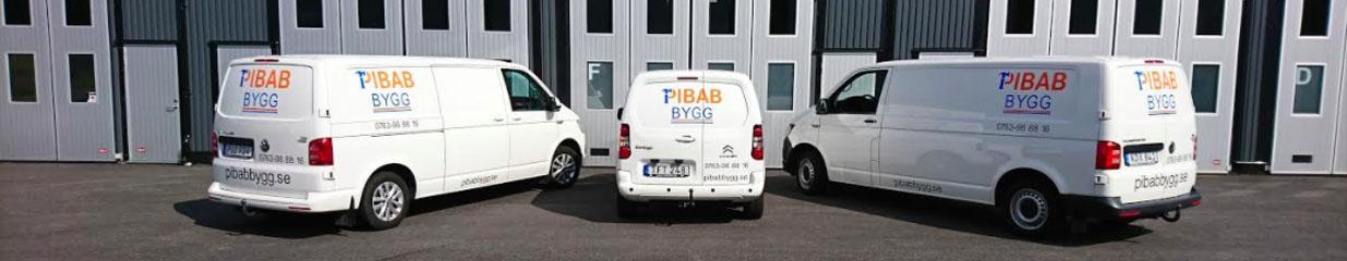 Pibab Bygg - Bygg- & Anläggningsarbeten, Snickare