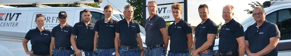 Rörfix i Veddige AB - Villauppvärmning, VVS & Rörmokare, Värmepumpar & Värmeväxlare