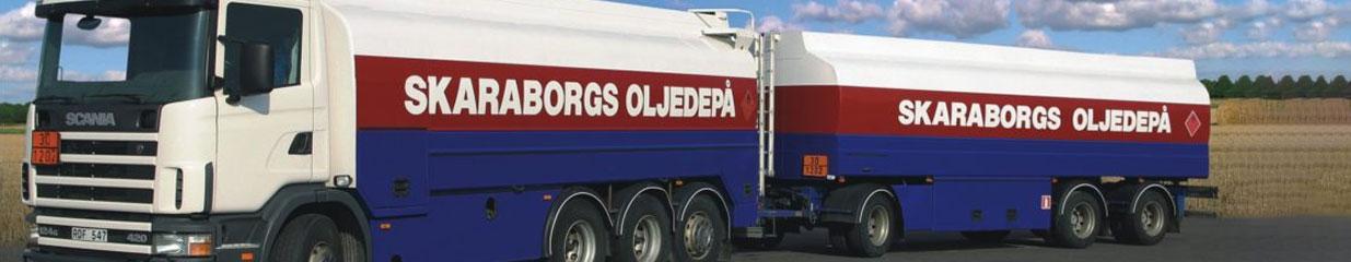 Skaraborgs Oljedepå AB - Bensinstationer, Eldningsolja