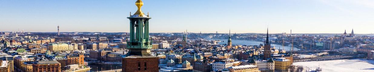 Stockholm Stad - Offentliga myndigheter, Byggnadsantikvarier, Grundskolor, Samhälls- & Omsorgsverksamhet