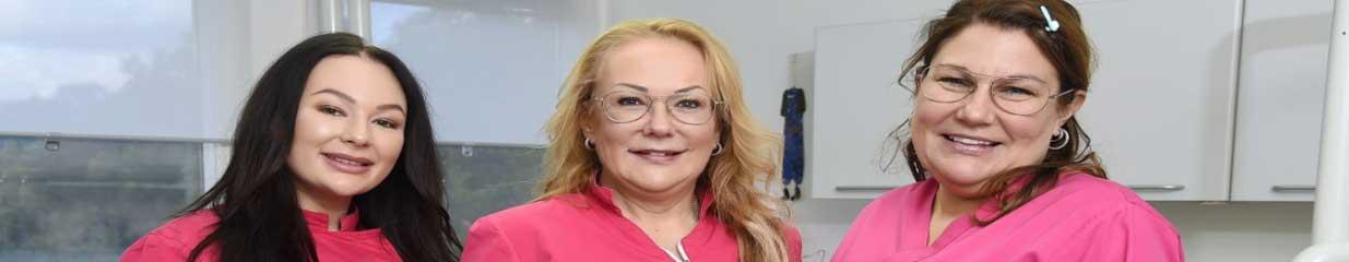 Solna Tandvård - Leg. Tandläkare Marina Sabelström - Specialisttandläkare, Tandläkare