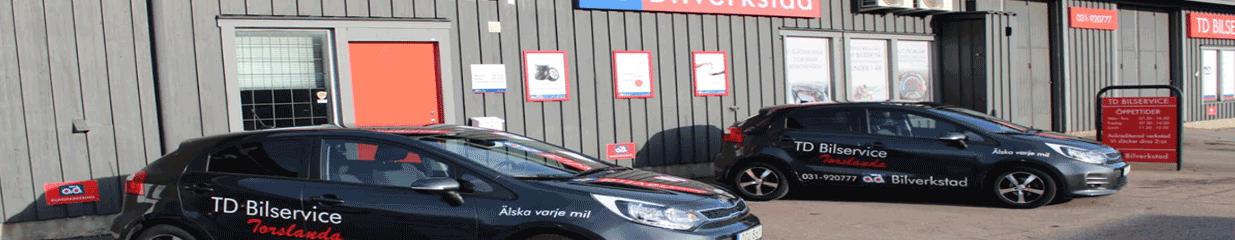 TD Bilservice AB / ad Bilverkstad - Bilverkstäder, Däckservice & Däckförsäljning