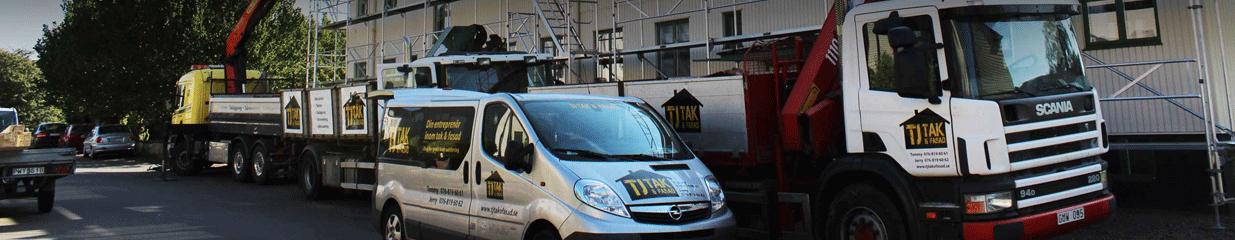 TJ Tak & Fasad AB - Takentreprenörer & Takläggare, Glas & Fönster, Tegel & Takpannor