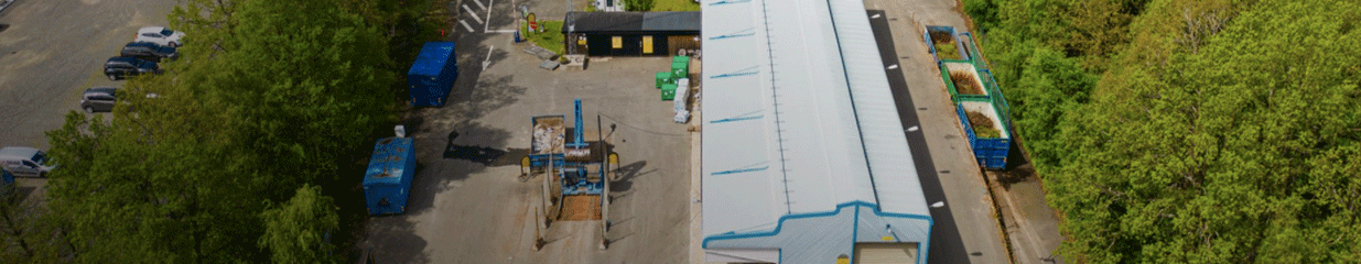 Återvinningscentralen Tollarp - Gaturenhållning, Avlopps- & Avfallshantering, Återvinning