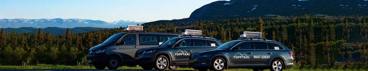 Topptaxi Åre 22020 AB - Taxi
