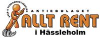 AB Allt Rent i Hässleholm