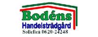 Bodéns Handelsträdgård och Gardencenter
