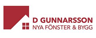 D Gunnarsson Nya Fönster och Bygg