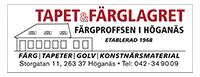 Nya Tapet & Färglagret i Höganäs