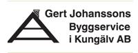 Gert Johanssons Byggservice i Kungälv AB