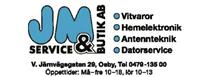 Jm Service & Butik AB