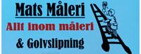 Mats Måleri O Golvslipning