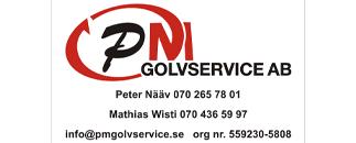 P M Golvservice AB