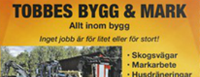 Tobbes Bygg & Mark
