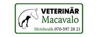 Macavalo veterinär för häst, hund och katt