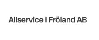 Allservice i Fröland AB