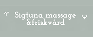 Sigtuna massage & Friskvård