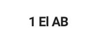 1 El AB