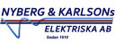 Nyberg & Karlsons Elektriska AB