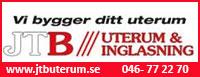 JTB Uterum & Inglasningar AB