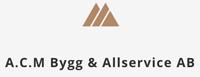 A.C.M Bygg & Allservice AB