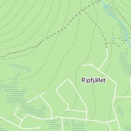 ripfjället karta Ripfjället Skalfjällsvägen, Vemdalen karta   hitta.se ripfjället karta