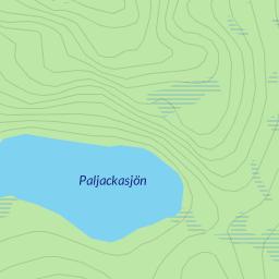 långsjön karta Tjäderås Långsjön karta   hitta.se långsjön karta