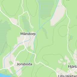 myresjö karta Lannaskedegränd Eriksberg, Myresjö karta   hitta.se myresjö karta