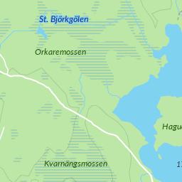 Karta Zinkgruvan.Hultstigen Zinkgruvan Karta Hitta Se