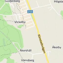 kimstad karta Kimstad Åkershäll Kimstad karta   hitta.se kimstad karta