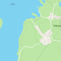 ormön karta Ormön Agnesören Gräsö karta   hitta.se ormön karta
