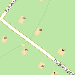 ripfjället karta Interaktiv karta   hitta.se ripfjället karta