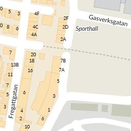 stra Kpmansgatan 29 Blekinge ln, Karlskrona - omr-scanner.net