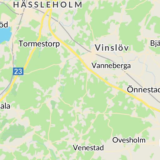 Karta Skane Och Danmark.Interaktiv Karta Hitta Se