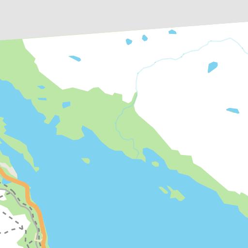 Karta Riksgransen Abisko.Bjorkliden Karta Hitta Se