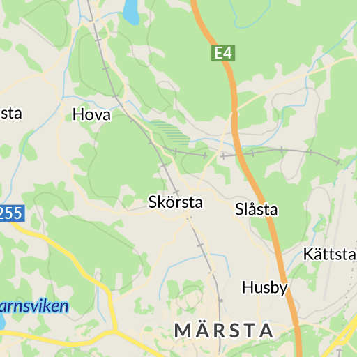uppsala centrum karta