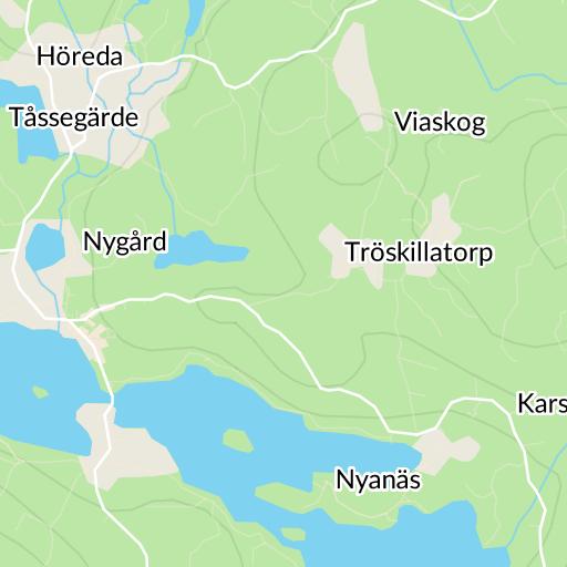 Hreda Reningsverket 1 Eksj karta - garagesale24.net