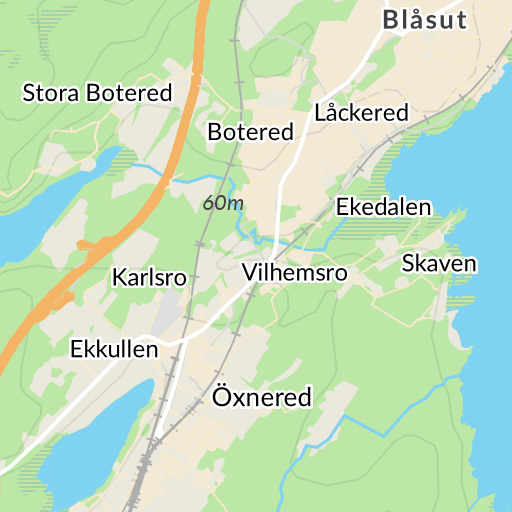 Karta Vanersborg.Blasut Vanersborg Karta Hitta Se