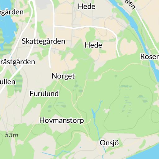 Karta Vanersborg.Onsjo Vanersborg Karta Hitta Se