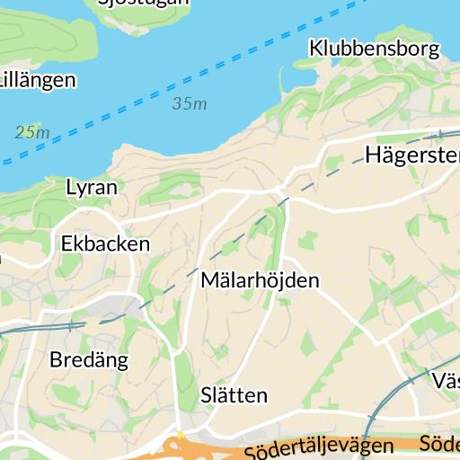Kvinnokliniken Akademiska Sjukhuset Uppsala Karta.Interaktiv Karta Hitta Se