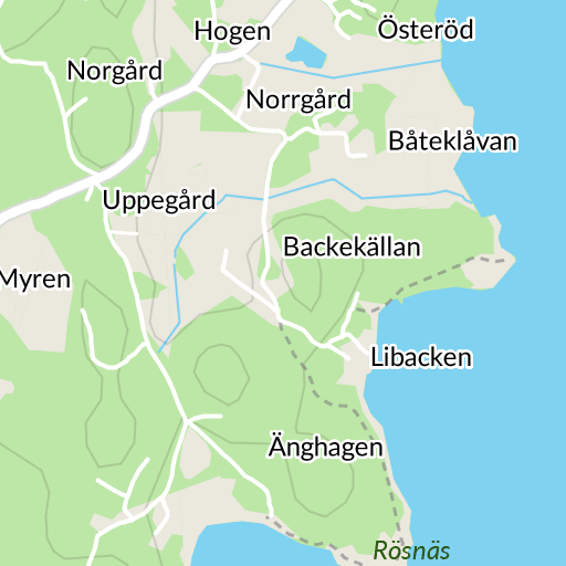 karta över resö