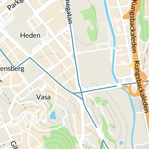 Karta E6 Goteborg.Goteborg Karta Hitta Se