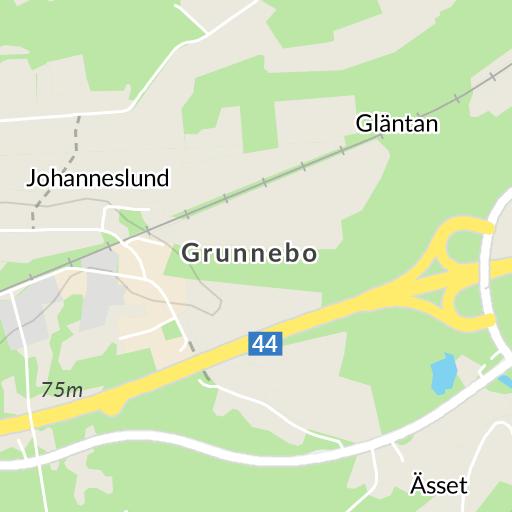 Karta Vanersborg.Johanneslund Vanersborg Karta Hitta Se