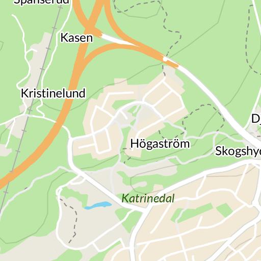 Karta Vanersborg.Vanersborg Karta Hitta Se