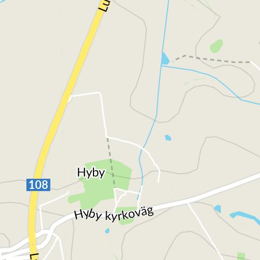 Stensminnevgen Klgerup karta - patient-survey.net