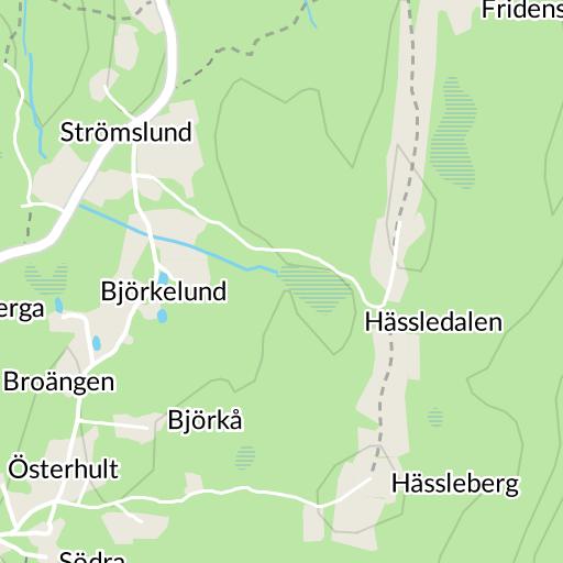 Karta Zinkgruvan.Hassleholm Zinkgruvan Karta Hitta Se