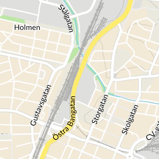 Orebro Sodra Station Orebro Karta Hitta Se