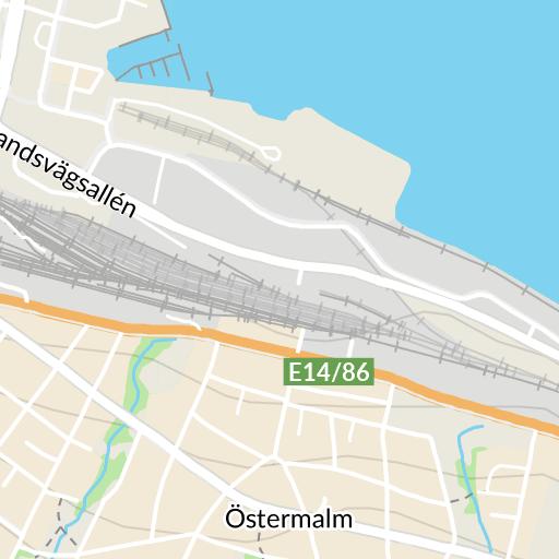 Karta Sundsvall Centralstation.Sundsvall Karta Hitta Se