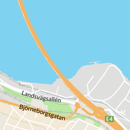 Karta Sundsvall Centralstation.Heffnersvagen 22 Sundsvall Karta Hitta Se